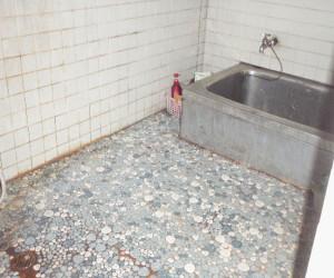 三重県桑名市 バスルーム浴室リフォーム工事前