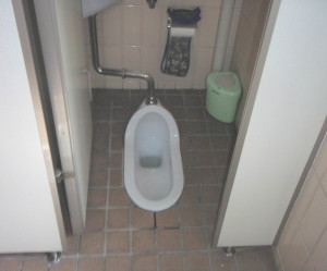 愛知県名古屋市 トイレ改修工事前